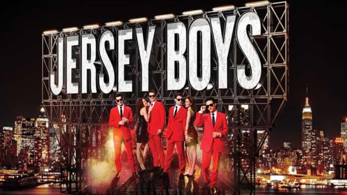 Buy Jersey Boys Tickets